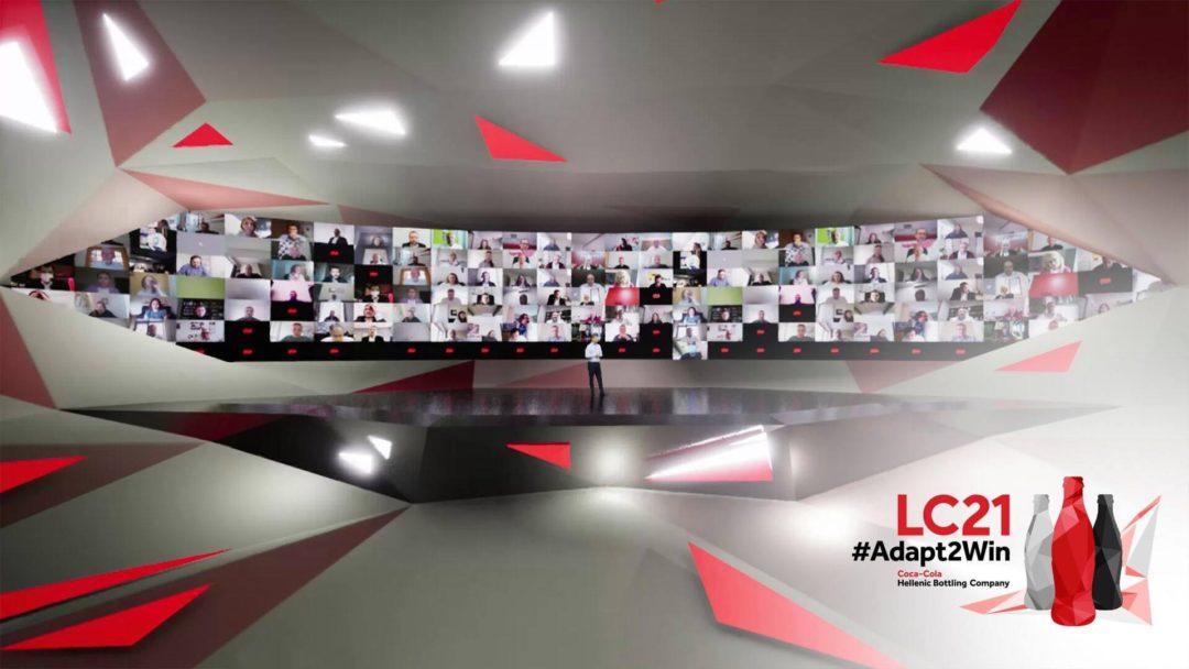 TEST Coca Cola HBC Leadership Conference 2021