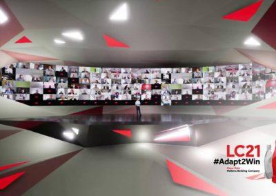 Coca Cola HBC Leadership Conference 2021